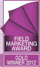 Field Marketing Award – Gold Winner 2012